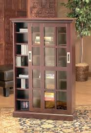 Wood Bookshelves by Bookshelves Enchanting Bookcase With Doors Solid Wood Bookshelf