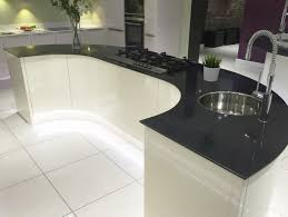modern kitchen island design in gloss ivory with large curved modern kitchen island design in gloss ivory with large curved units and glass worktop www