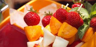 recette de cuisine d été brochettes de fruits d été facile recette sur cuisine actuelle