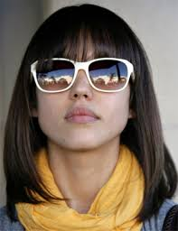 length hairstyles for thin with bangs