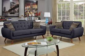 Sofa And Loveseats Sets Black Fabric Sofa And Loveseat Set Steal A Sofa Furniture Outlet
