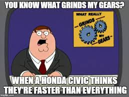 Honda Civic Memes - peter griffin news meme imgflip
