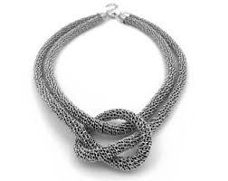 knot necklace images Knot necklace etsy jpg