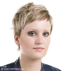 is pixie haircut good for overweight will short hair make you look skinny or fat