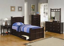 Twin Bed And Mattress Sets by Coaster Jasper Twin Bunk Bed With Under Bed Storage Drawers