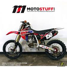 150 motocross bikes for sale big brakes oversize over size rotor disc trick stuff for the