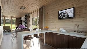 Small Living Dining Kitchen Room Design Ideas Living Room Kitchen Cabinets With Pull Out Shelves Small Living