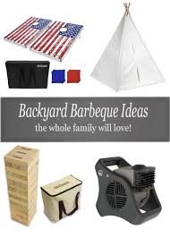 backyard barbecue party ideas