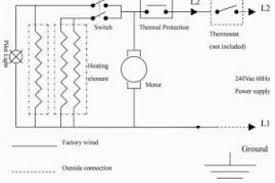 dayton heater wiring diagram wiring diagram