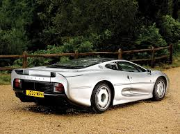 jaguar cars 1990 the coolest supercars of the 1990s autoevolution