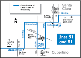 Bart Map And Schedule by Vta Proposing Two Year Plan With Overall Increase In Service