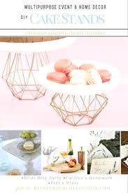 S Home Decor by Diy Cake Stands Diy Thank You Cards Wedding Inspiration