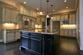 Antique Black Kitchen Cabinets Grey Glazed Kitchen Cabinets Before After Painted Kitchen Cabinets