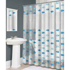 Fishing Shower Curtains Vinyl Shower Curtain Liner Designs Ideas And Decors How To