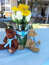 teddy centerpieces for baby shower best 25 teddy centerpieces ideas on baby shower