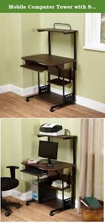 Tower Computer Desk Computer Desk With Tower Storage May The Best Choice For Your