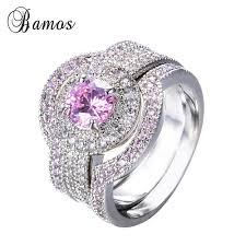 inexpensive engagement rings online get cheap pink engagement ring aliexpress com alibaba group