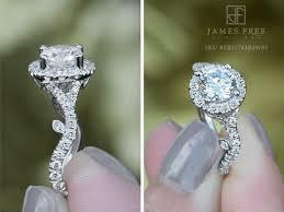 boho wedding ring boho chic engagement ring amavida engagement rings style