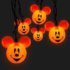 pumpkin lights boo tiful mickey mouse pumpkin light decorations
