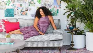 justina blakeney justina blakeney s new collection for living spaces rue
