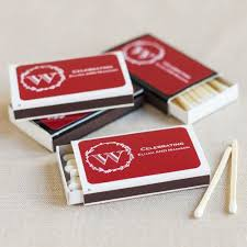 wedding matchbooks wedding matchboxes