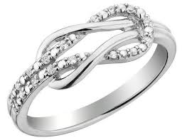 knot promise ring best 25 knot promise ring ideas on jewelry rings