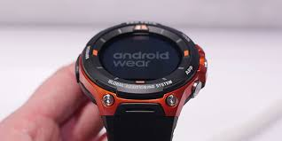 android wear price on with the gps enabled casio pro trek android wear 2 0
