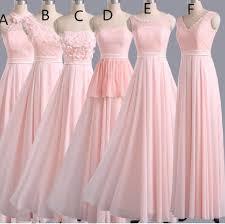 blush pink bridesmaid dresses blush pink bridesmaid dresses chiffon bridesmaid dresses