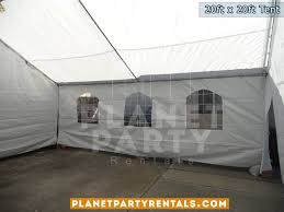 party rentals san fernando valley tent 20ft x 20ft rental partyretanls canopy tents chairs tables
