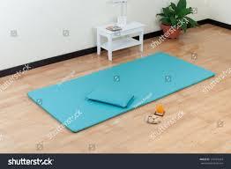 thin mattress yoga camping stock photo 110187434 shutterstock