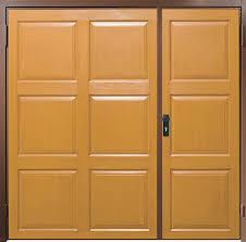 new england garage door grp side hinged garage doors anglian home