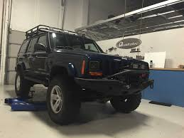 built jeep cherokee project xj 2001 jeep cherokee quadratec