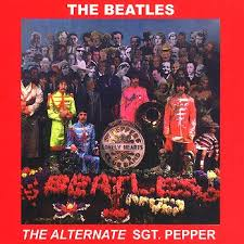 sargeant peppers album cover the alternate sgt pepper s lonely hearts club band