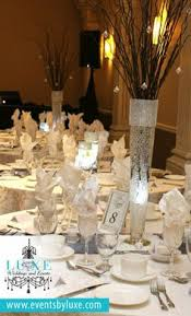 Led Branch Centerpieces by White Birch Branches Are Beautiful If You Can