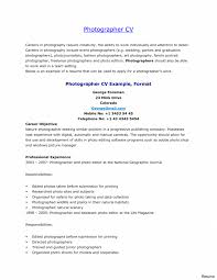 sle photographer resume magnificent photographer resume pictures documentation template