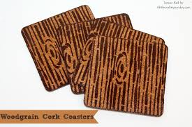 Wood Craft Gifts Ideas by 30 D I Y Coaster Gifts U2014 The Thinking Closet