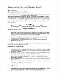 Example Of Administrative Assistant Resume by Example Of Medical Assistant Resume Sample Medical Assistant