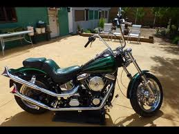 1990 harley davidson fxstc 1340 softail custom moto zombdrive com