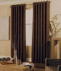 Chocolate Brown And Red Curtains Fascinating Chocolate Brown Curtains 16 Chocolate Brown Curtains