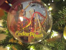 christmas tree ornaments u2013 theme park related theme park review