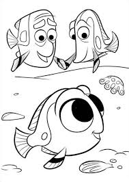 Finding Dory Coloring Page Get Coloring Pages Sw Coloring Page