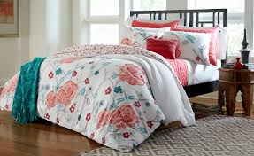 Cherry Blossom Comforter Sets Colormate Dragonfly 5 Piece Comforter Set