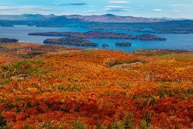 lake colorful autumn mountain stock photo image 47529746