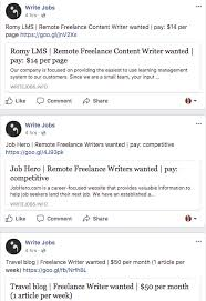 jobs for freelance journalists directory of open journals 53 places to land freelance writing gigs online elna cain
