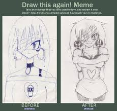 Bad Girl Meme - bad girl before and after meme by sweetabril on deviantart