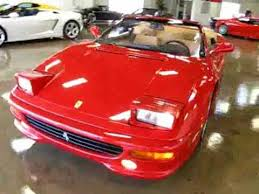 1996 f355 for sale 1999 355 f1 fiorano spider for sale