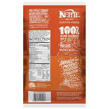 amazon com kettle brand potato chips backyard barbecue 8 5