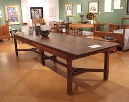 dining room table for 12 important peter waals dining or board room table 12 foot long the