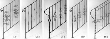 Metal Banisters Wrought Iron Outdoor Metal Handrail Material Buy Handrail