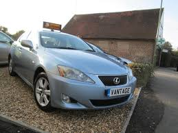 lexus used uk used 2006 lexus is 220d save 1000 was 4000 now for sale in